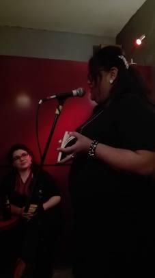 Nayeli y Pamela